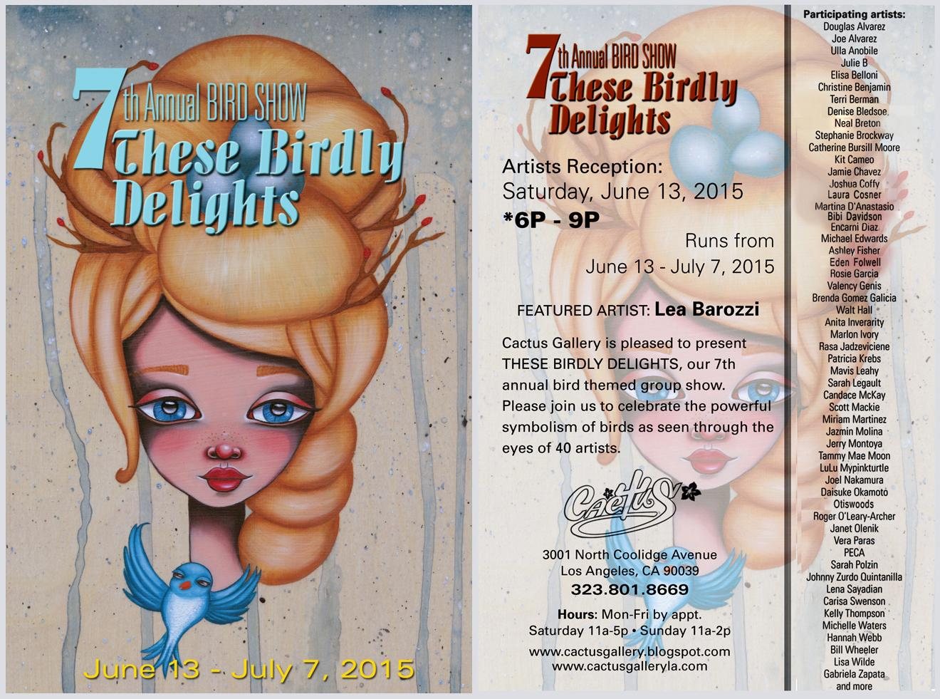 Birdly Delights - Denise Bledsoe