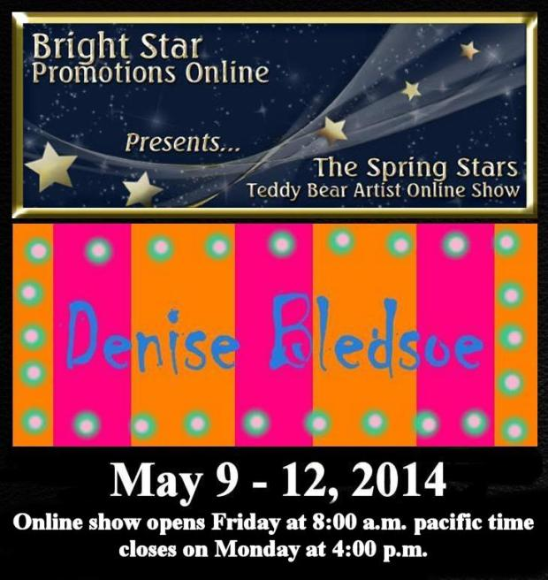 Bright Star Show Promo Card - Bledsoe 2
