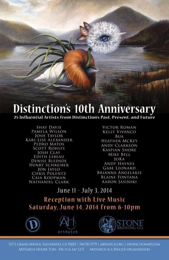 Distinction Anniversary