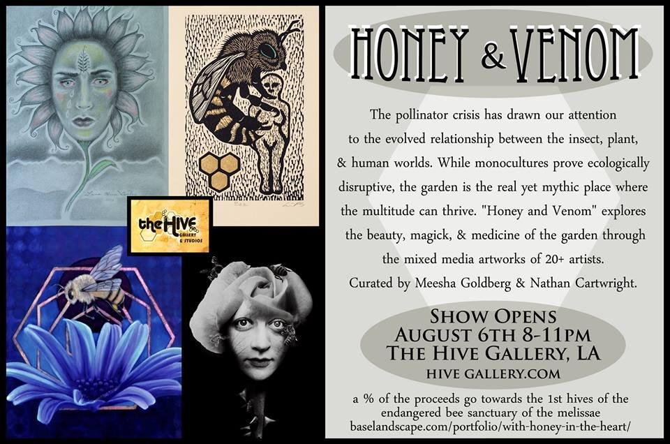 Honey and Venom promo card - Denise Bledsoe.jpg