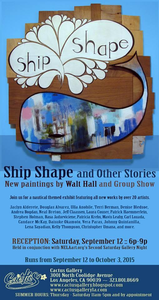 Ship Shape Promo Card