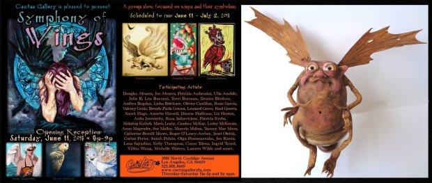 Symphonoy of Wings For Facebook - Denise Bledsoe