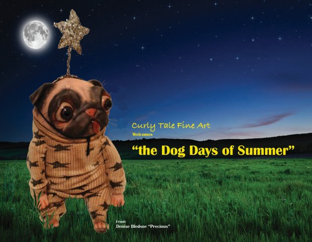 The Dog Days of Sumer - promo card - Denise Bledsoe