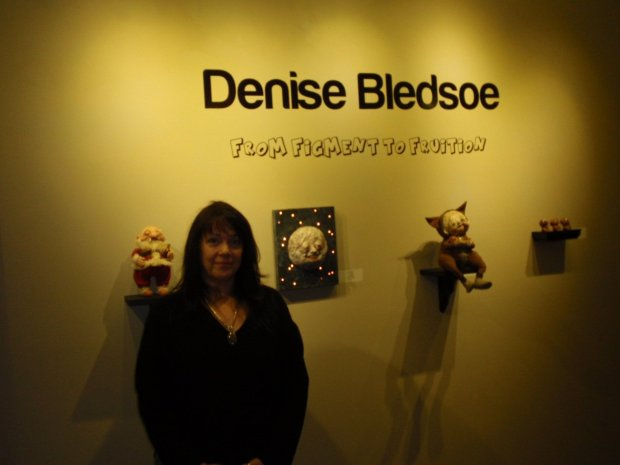 Denise Bledsoe @ Distinction Reception December 2012