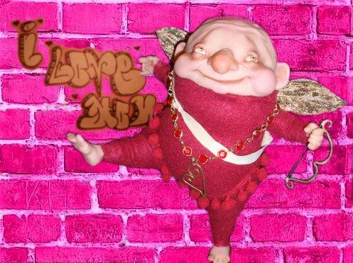 Cupid graffiti - Bledsoe