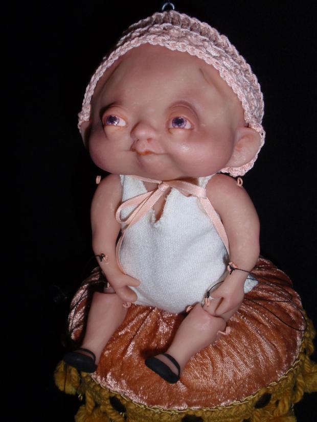 Marionette resting - Bledsoe