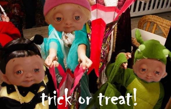 Trick or Treat! - Bledsoe