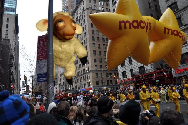 Macy's Parade - Bledsoe
