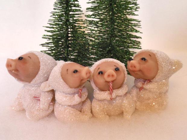 Snow Piggies - Bledsoe