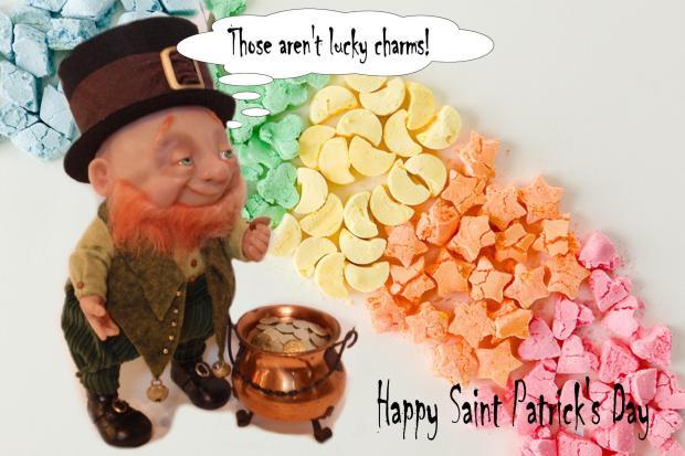 St. Patrick's Day - Bledsoe