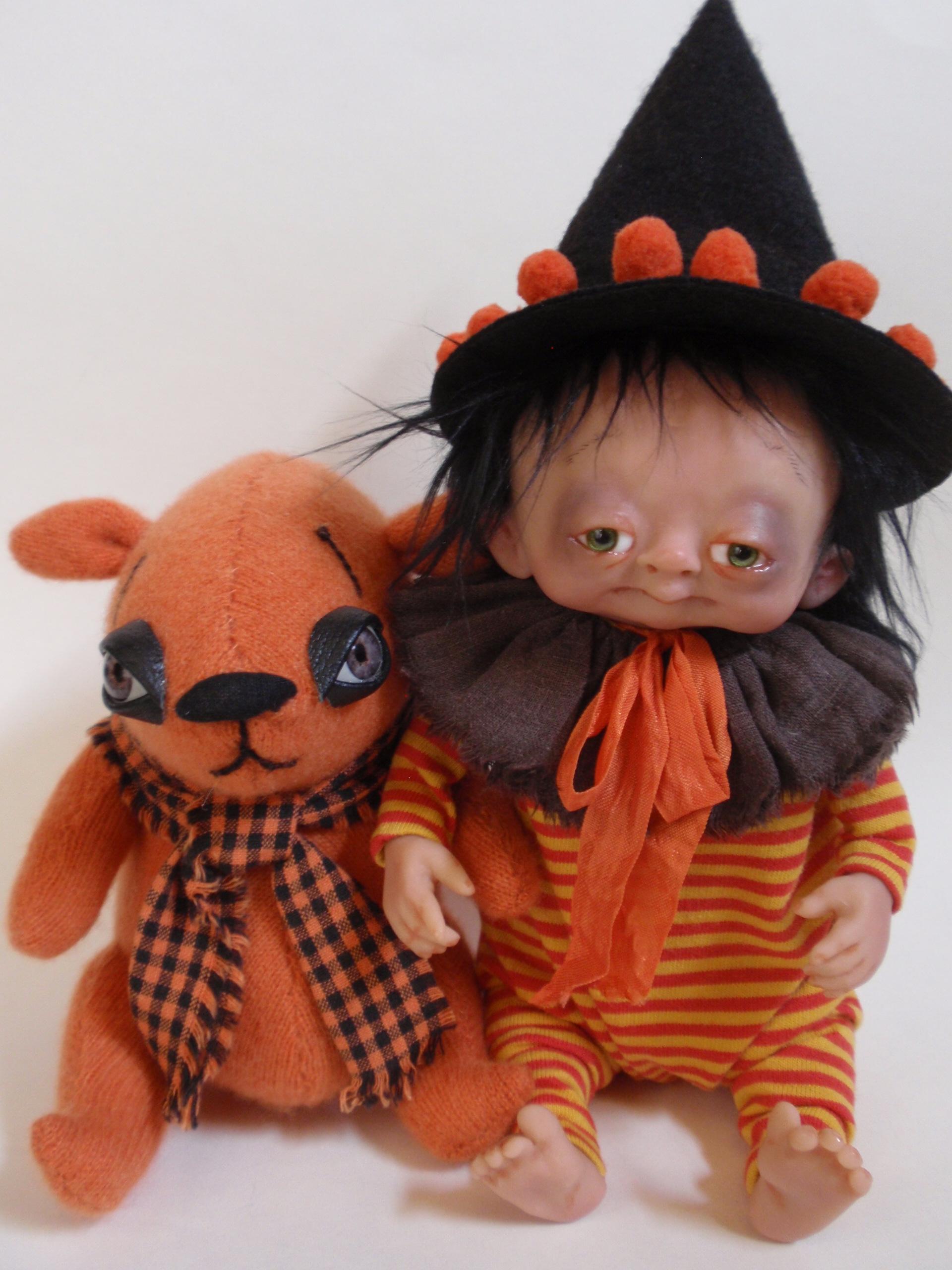 Tangerine and Max - Denise Bledsoe