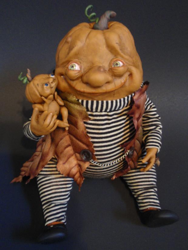 Opa's Grandpunk - Denise Bledsoe