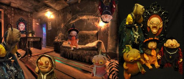 Spooky Group B - Denise Bledsoe