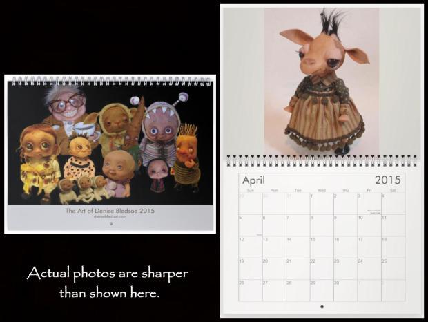 2015 Calendar - Denise Bledsoe