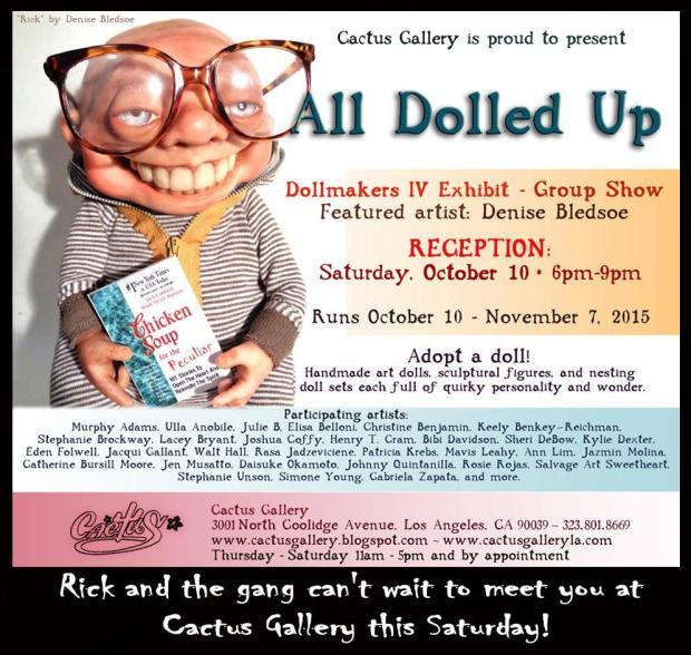All Dolled Up - Denise Bledsoe