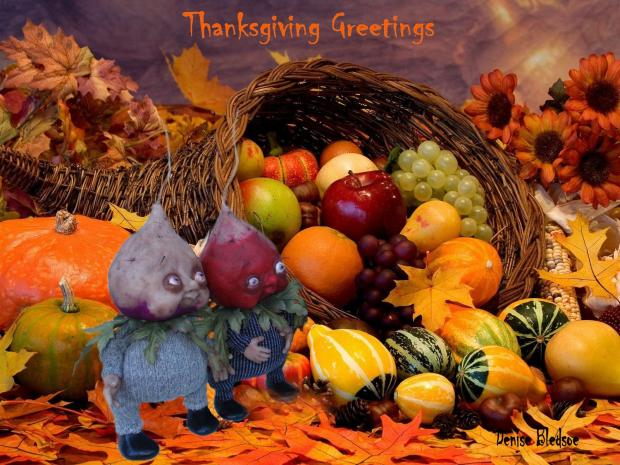 Thanksgiving greeting 2015 - Denise Bledsoe