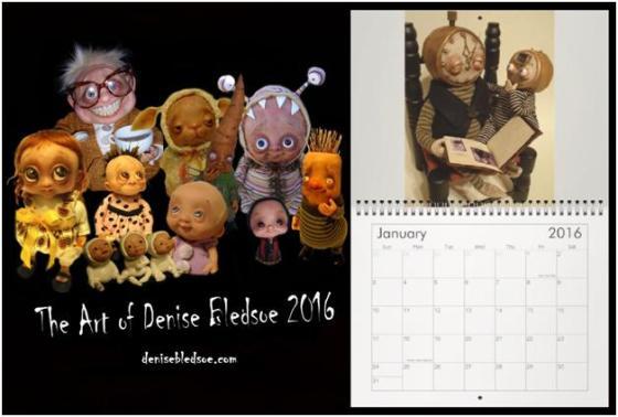 Calendar 2016 - Denise Bledsoe