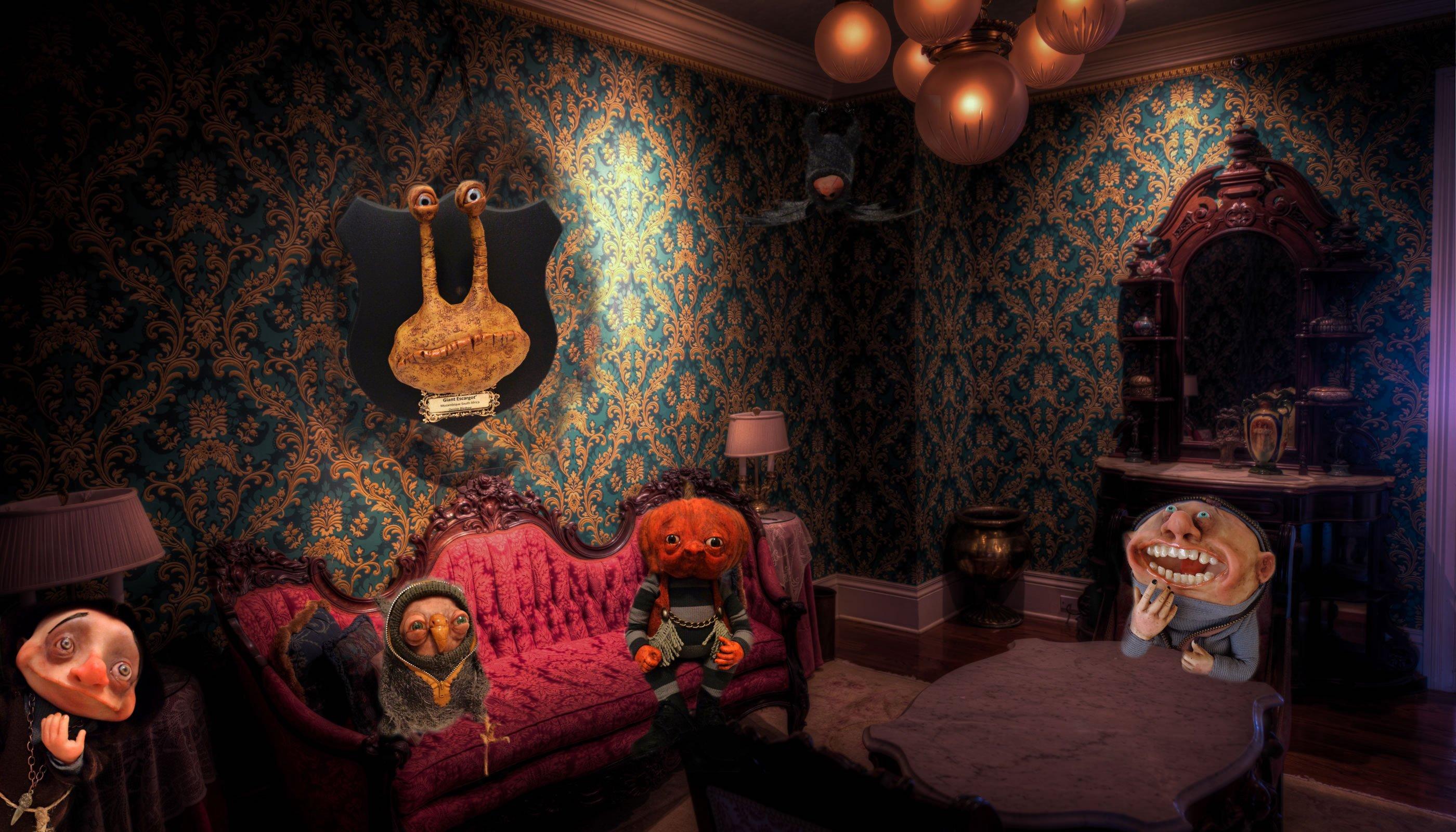 Haunted Parlor - Bledsoe