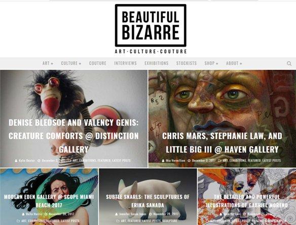 Beautiful Bizarre - Denise Bledsoe